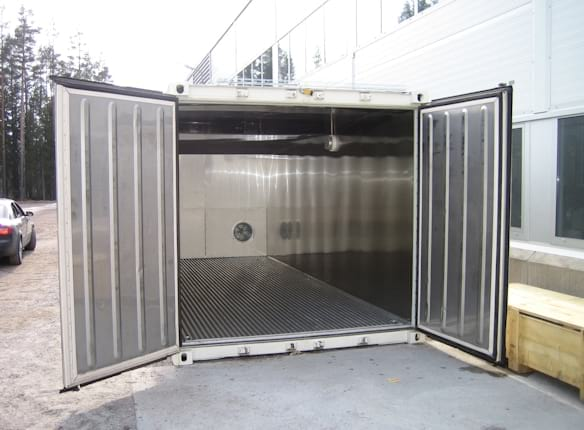 CTS Klimatcontainer